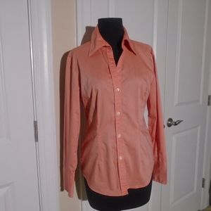 NEW YORK & COMPANY City Stretch Blouse Shirt